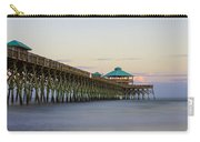 Tranquility At Folly Carry-all Pouch
