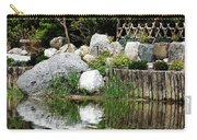 Tranquility In The Japanese Garden Carry-all Pouch