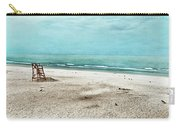 Tranquility On Tybee Island Carry-all Pouch