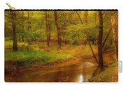 Tranquility Stream - Allaire State Park Carry-all Pouch