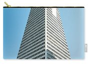 Transamerica Pyramid In San Francisco, California Carry-all Pouch