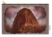 Transcendent Devils Tower 2 Carry-all Pouch