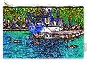 Transients Cartoon Carry-all Pouch by Steve Harrington