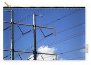 Transmission Lines Carry-all Pouch