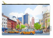 Transportation In New York 8 Carry-all Pouch