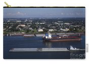 Transportation - Shipping On The Mississippi River Carry-all Pouch