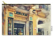 Trapani Art 21 Sicily Carry-all Pouch