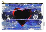 Trapped Heart Carry-all Pouch