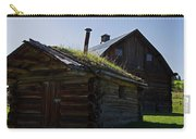 Trappers Cabin Clydesdale Barn Carry-all Pouch