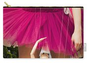 Travel Down Your Own Road And Dance To Your Own Beat Carry-all Pouch
