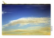 Travel Through Clouds Carry-all Pouch