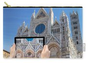 Travel To Siena Concept Carry-all Pouch