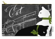 Travel With Your Cat Carry-all Pouch