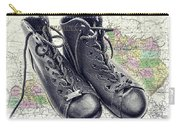 Traveling Boots Kentucky Carry-all Pouch