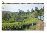 Travelling By Train From Colombo To Badulla Carry-all Pouch