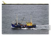 Trawling Off The Dingle Peninsula In Ireland Carry-all Pouch