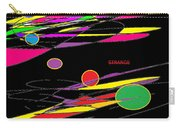 Strange By Terry R. Brooks Carry-all Pouch