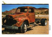 Tread No More Carry-all Pouch