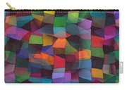 Treasures Carry-all Pouch by Susan  Epps Oliver