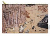 Treasury Mosaic Carry-all Pouch