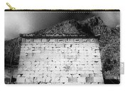 Treasury Of Athenians  Carry-all Pouch