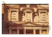 Treasury Of Petra In Color Carry-all Pouch