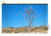 Tree And A Dune Carry-all Pouch