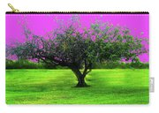 Tree And Color Carry-all Pouch