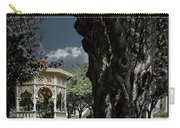 Tree And Gazebo Carry-all Pouch