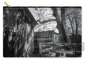 Tree And The Barn Carry-all Pouch