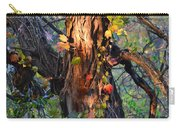 Tree And Vine Carry-all Pouch