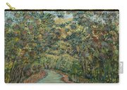 Tree Arched Road Carry-all Pouch