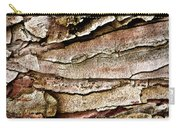 Tree Bark Abstract Carry-all Pouch