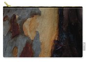 Tree Bark Collection # 52 Carry-all Pouch