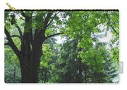 Tree Bench Carry-all Pouch
