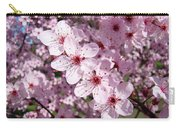 Tree Blossoms Pink Spring Flowering Trees Baslee Troutman Carry-all Pouch