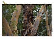 Tree Branch Texture 1 Carry-all Pouch