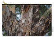 Tree Branch Texture 3 Carry-all Pouch