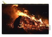 Tree Burning Carry-all Pouch
