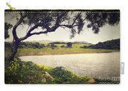 Tree By The Lake Carry-all Pouch