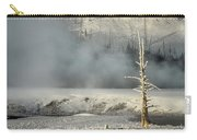 Tree By The Thermal - Yellowstone Carry-all Pouch