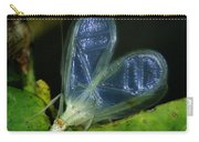 Tree Cricket Carry-all Pouch