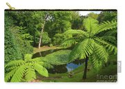 Tree Ferns Carry-all Pouch by Gaspar Avila