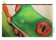 Tree Frog Carry-all Pouch