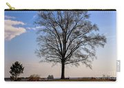 Tree In The Morning Light Carry-all Pouch