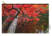 Tree In The Pond Carry-all Pouch