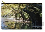 Tree In The River Carry-all Pouch