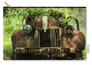 Tree In Truck Carry-all Pouch