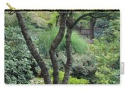 Tree Japanese Garden Carry-all Pouch