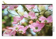 Tree Landscape Pink Dogwood Flowers Baslee Troutman Carry-all Pouch